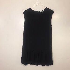Rebecca Minkoff Black Silk Dress. Size Medium